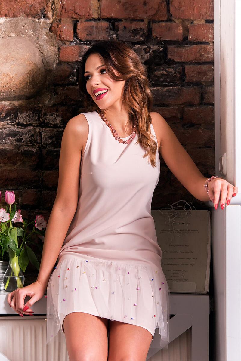 Powiewna sukienka Anna Fashion