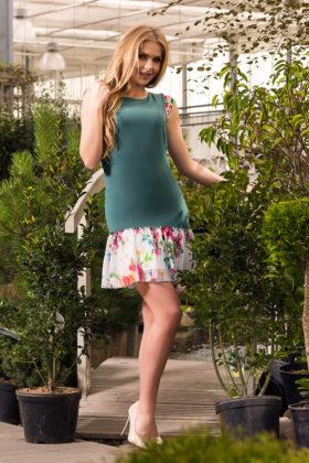 Elegancka sukienka na wiosnę AnnaFashion